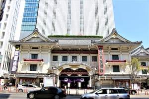 KABUKIZA: Traditional Kabuki Theatre inTokyo
