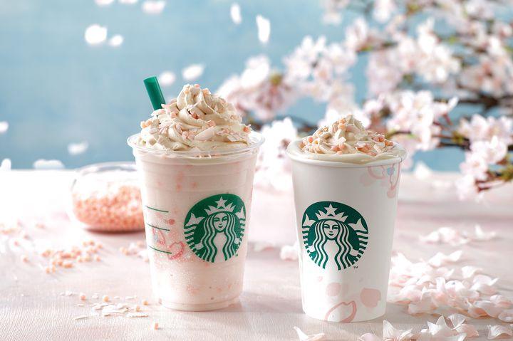 Starbucks Japan Sakura Drinks 7