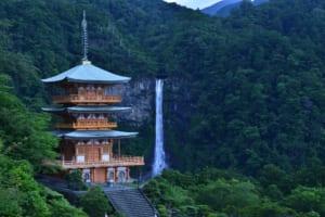 Nachi Falls: The Best Scenic Waterfalls in Japan
