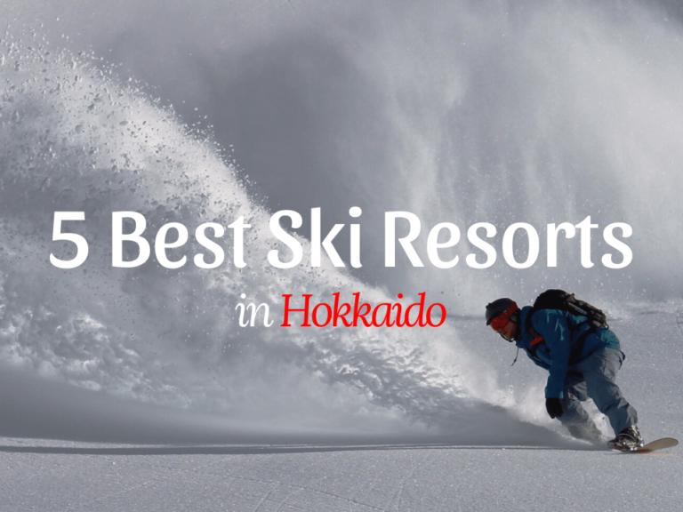 Best Hokkaido Ski Resorts