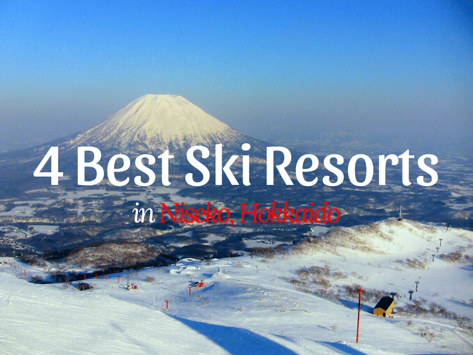 Best Niseko Ski Resorts