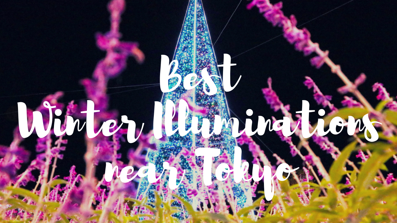 5 Must-See Winter Illuminations near Tokyo 2019-2020
