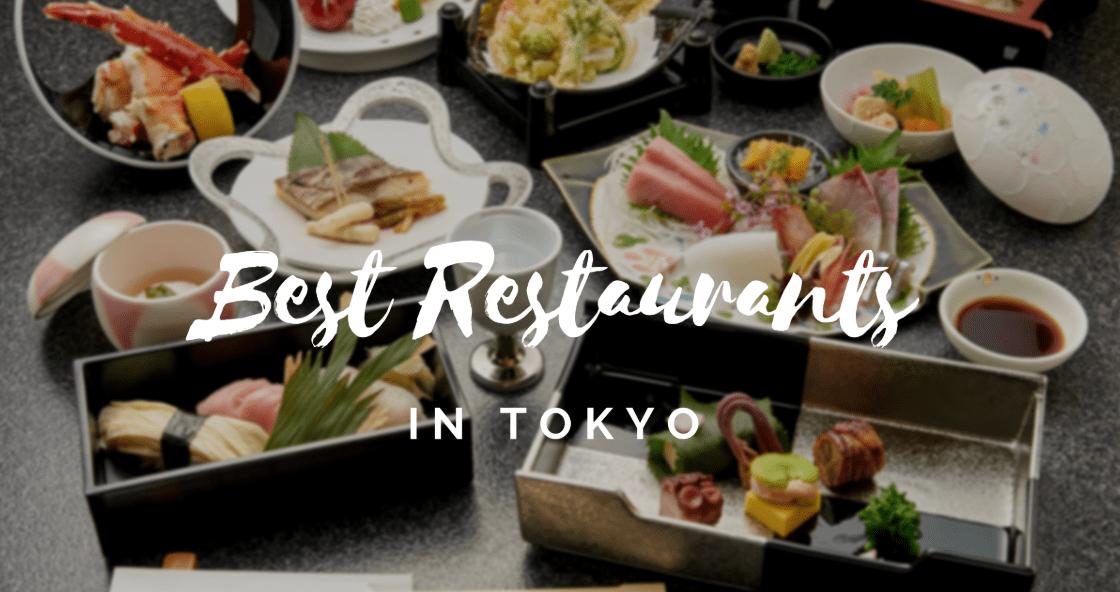 20 Best Restaurants in Tokyo 2020