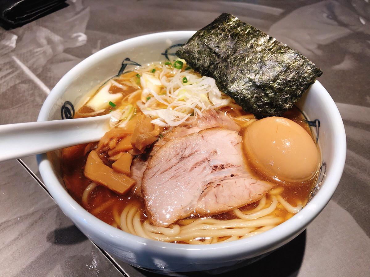 Delicious Ramen in Shinjuku