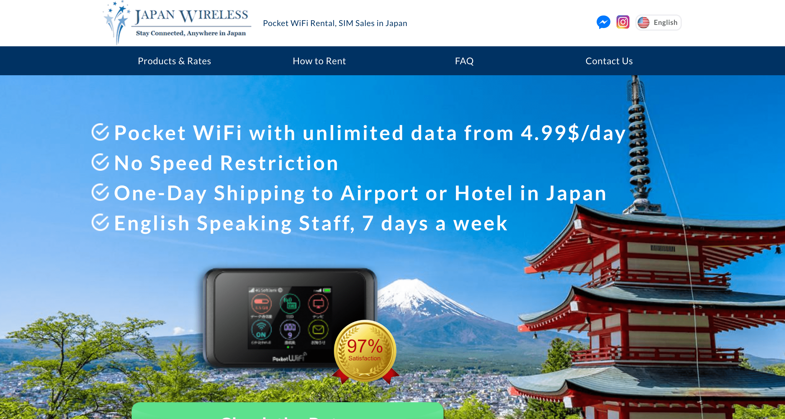 Which Pocket WiFi Rental Company is the Best in Japan 2019? - Japan