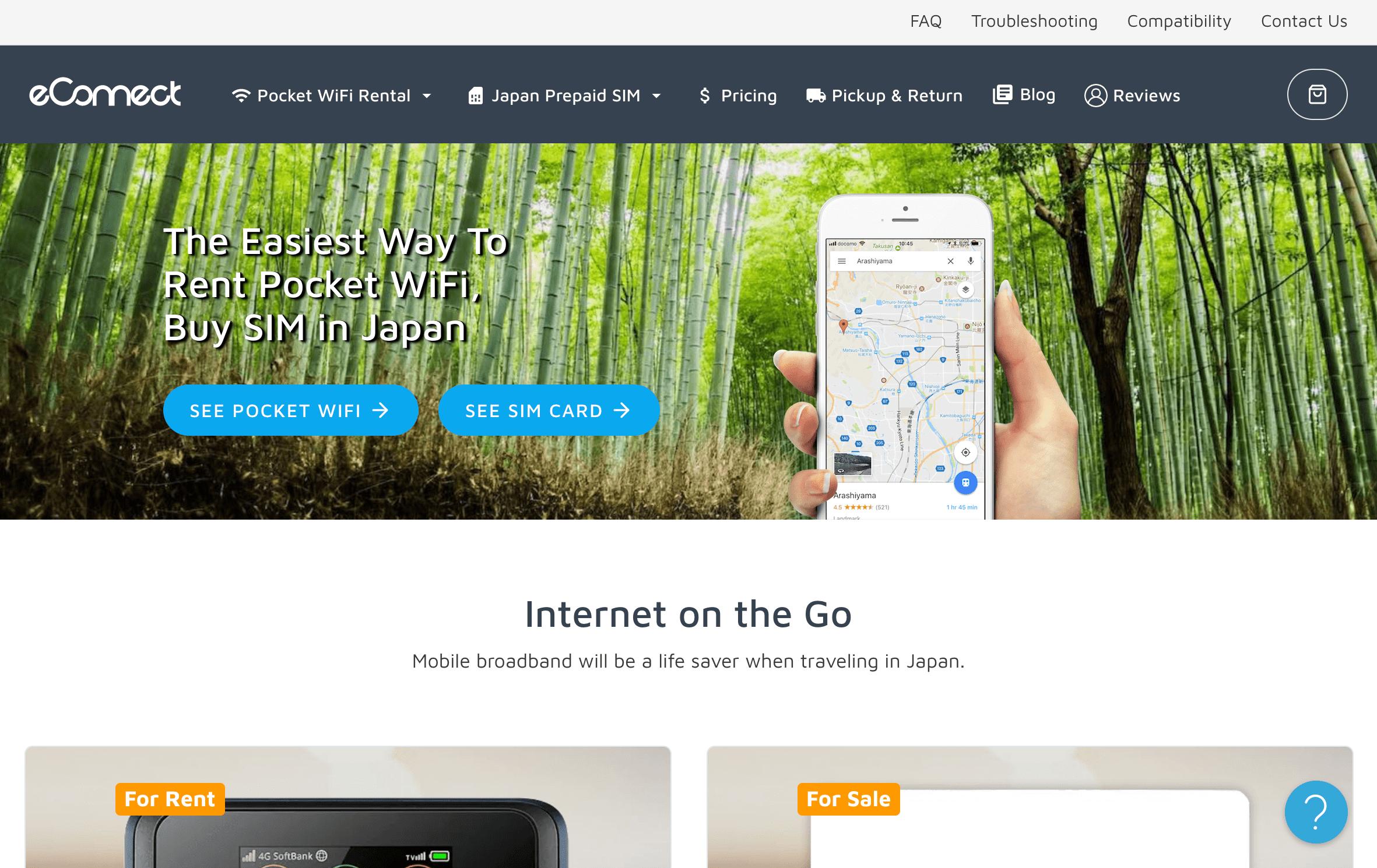 eConnect Japan