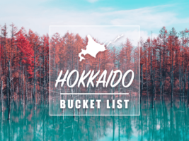 20 Top Things to Do in Hokkaido : Hokkaido Bucket List