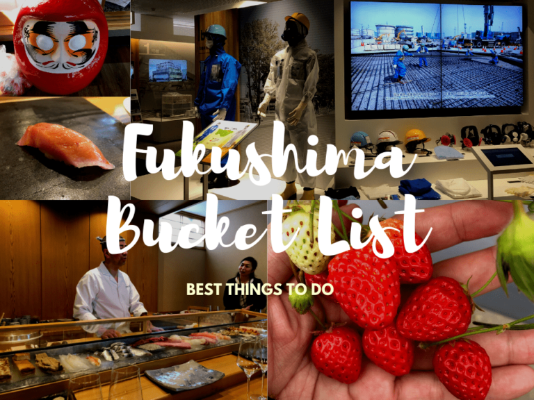Things to Do in Fukushima: Bucket List