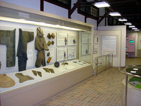 Items at Ninja Museum of Igaryu