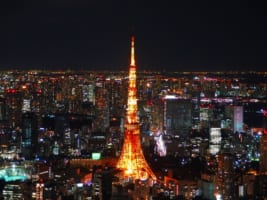 7 Best Spots in Tokyo to Visit at Night