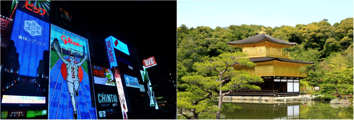 Japan-Wireless WiFi Coverage in OSAKA and KYOTO!