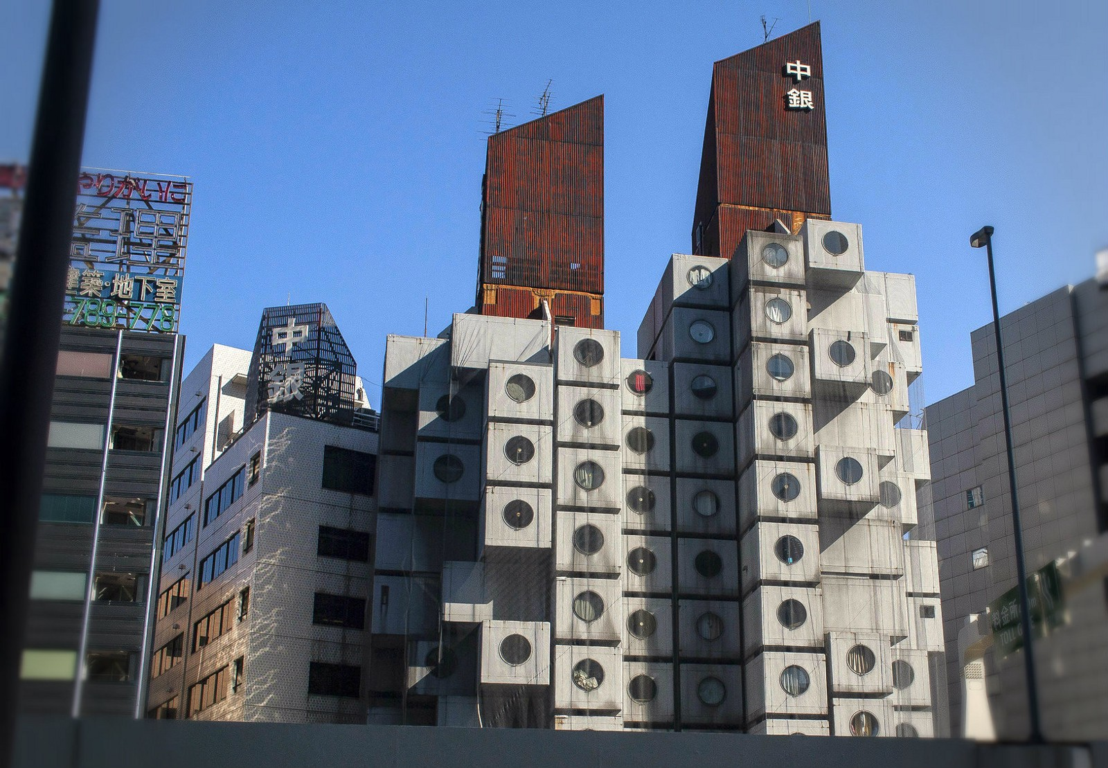 6 Most Unique Buildings in Tokyo