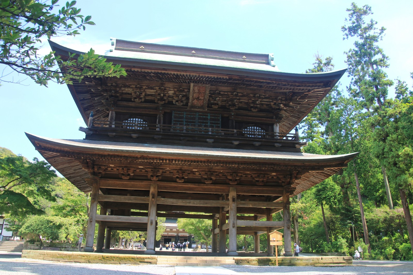 Engakuji Temple: One of the most important temples in Japan