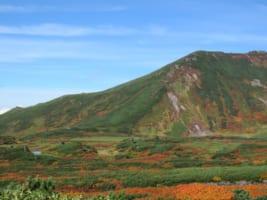 Hiking at Mt Asahi Daisetsuzan National Park, Hokkaido
