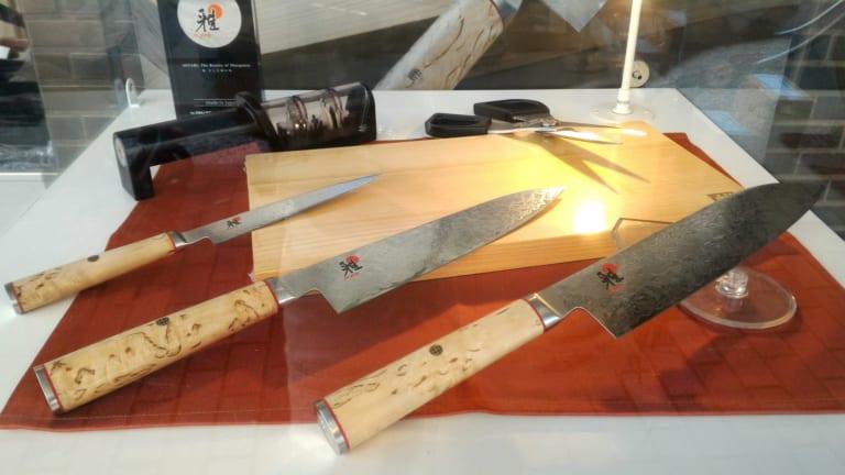 Shopping guide for Japanese knives