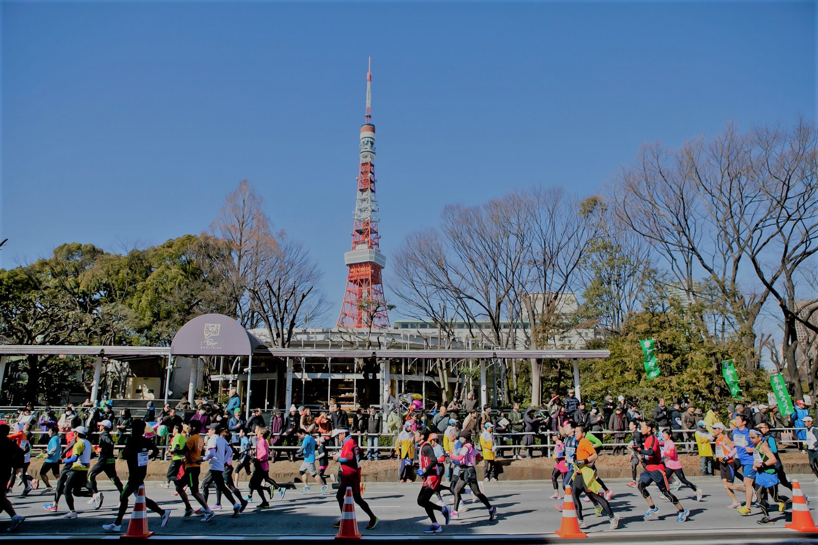 5 Best Places to Run in Tokyo
