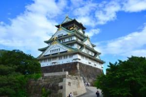 Osaka Castle: the Symbol of Warring States Period