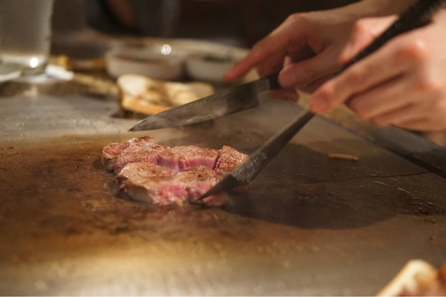 Image result for Hakushu teppanyaki japan