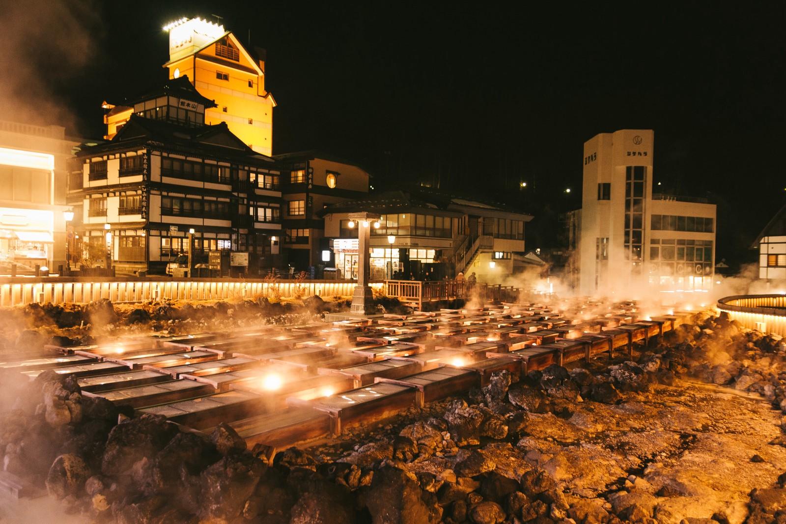 Top 5 Onsen Towns near Tokyo