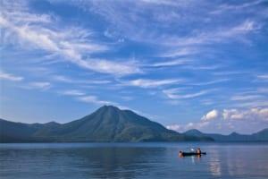 Lake Shikotsu: The Most Transparent Lake in Hokkaido