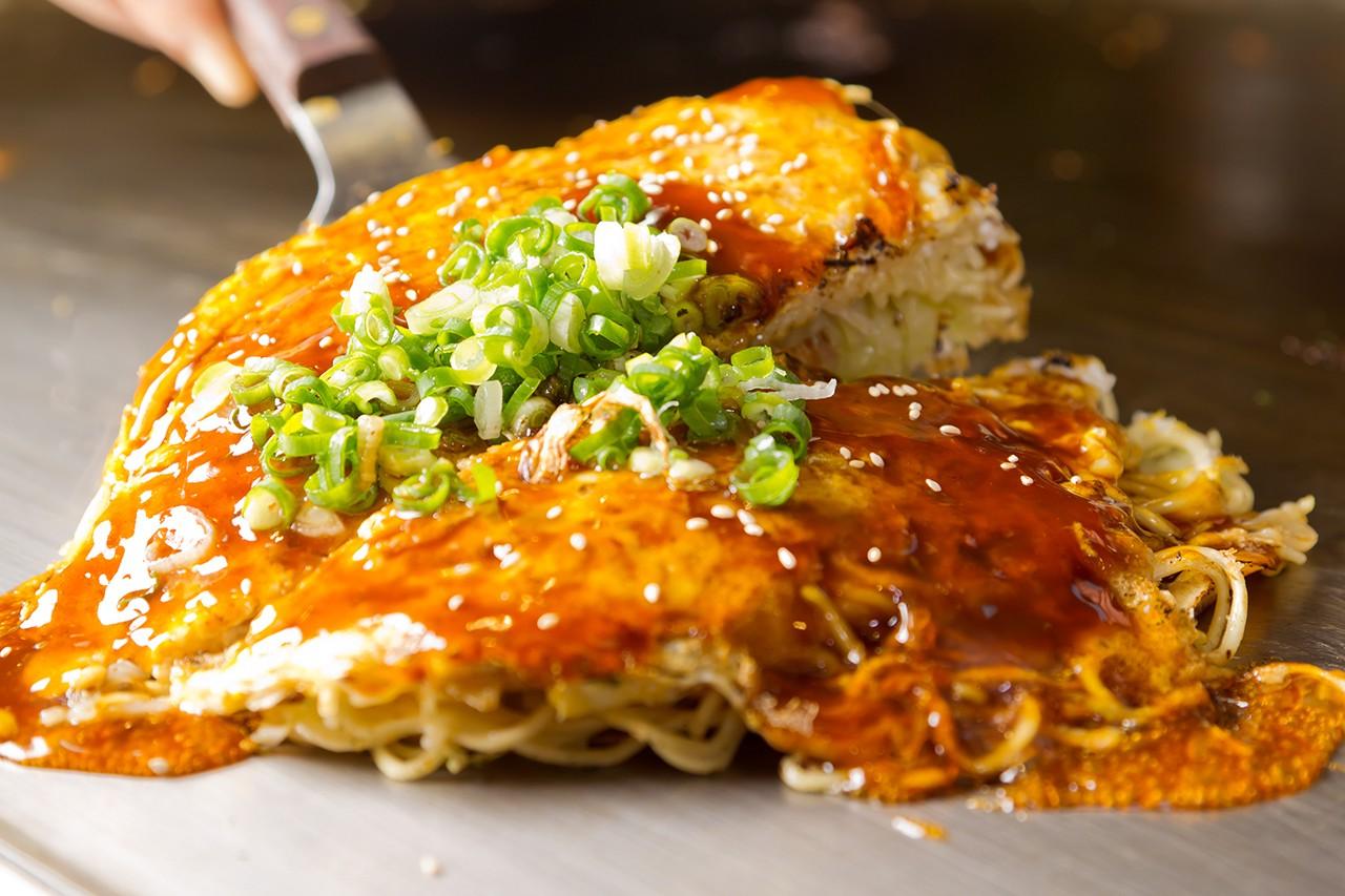 ZEN: the Best Okonomiyaki Restaurant in Shinjuku, Tokyo