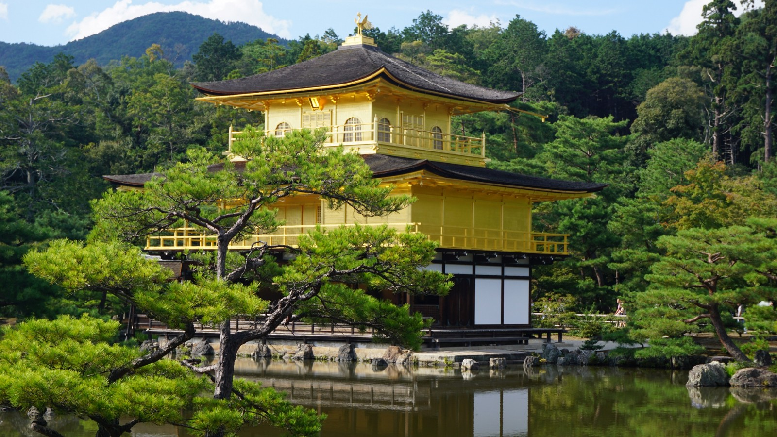 Kinkakuji Temple: Kyoto's Golden Pavilion
