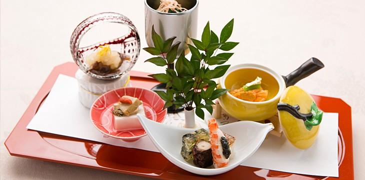 Nadaman Shangri-La Hotel: Exquisite Japanese Kaiseki Cuisine