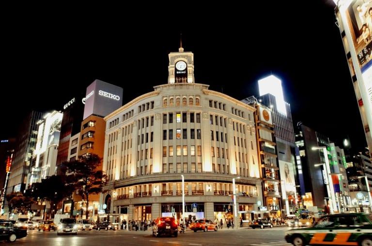 Best Restaurants in Ginza, Tokyo