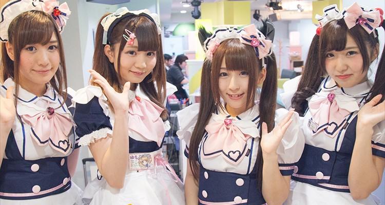Maidreamin : Best Maid Cafe in Akihabara, Tokyo!