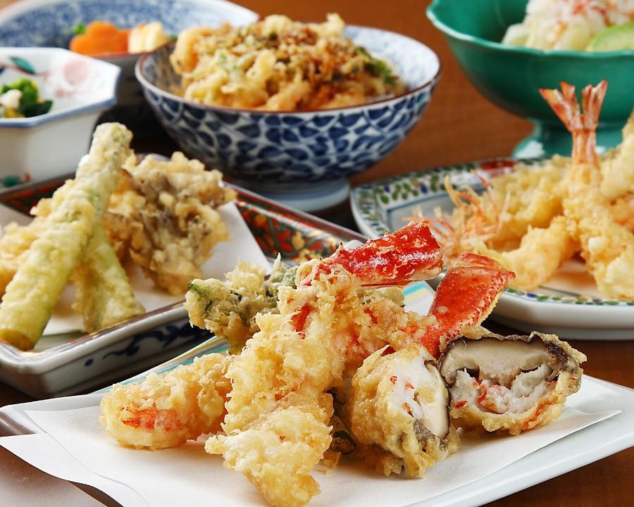 Tempura Hisago: Finest Tempura Restaurant in Akihabara