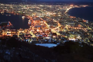 Hakodate : The Most Romantic City in Hokkaido