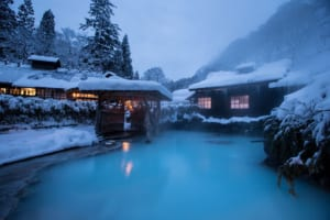 Nyuto Onsen: the Hidden Onsen Village in Northern Japan