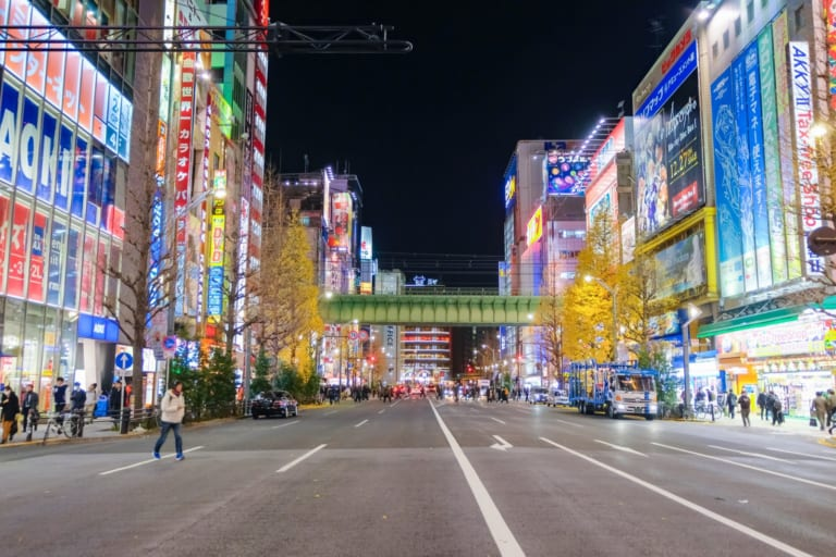 Best restaurants in Akihabara, Tokyo