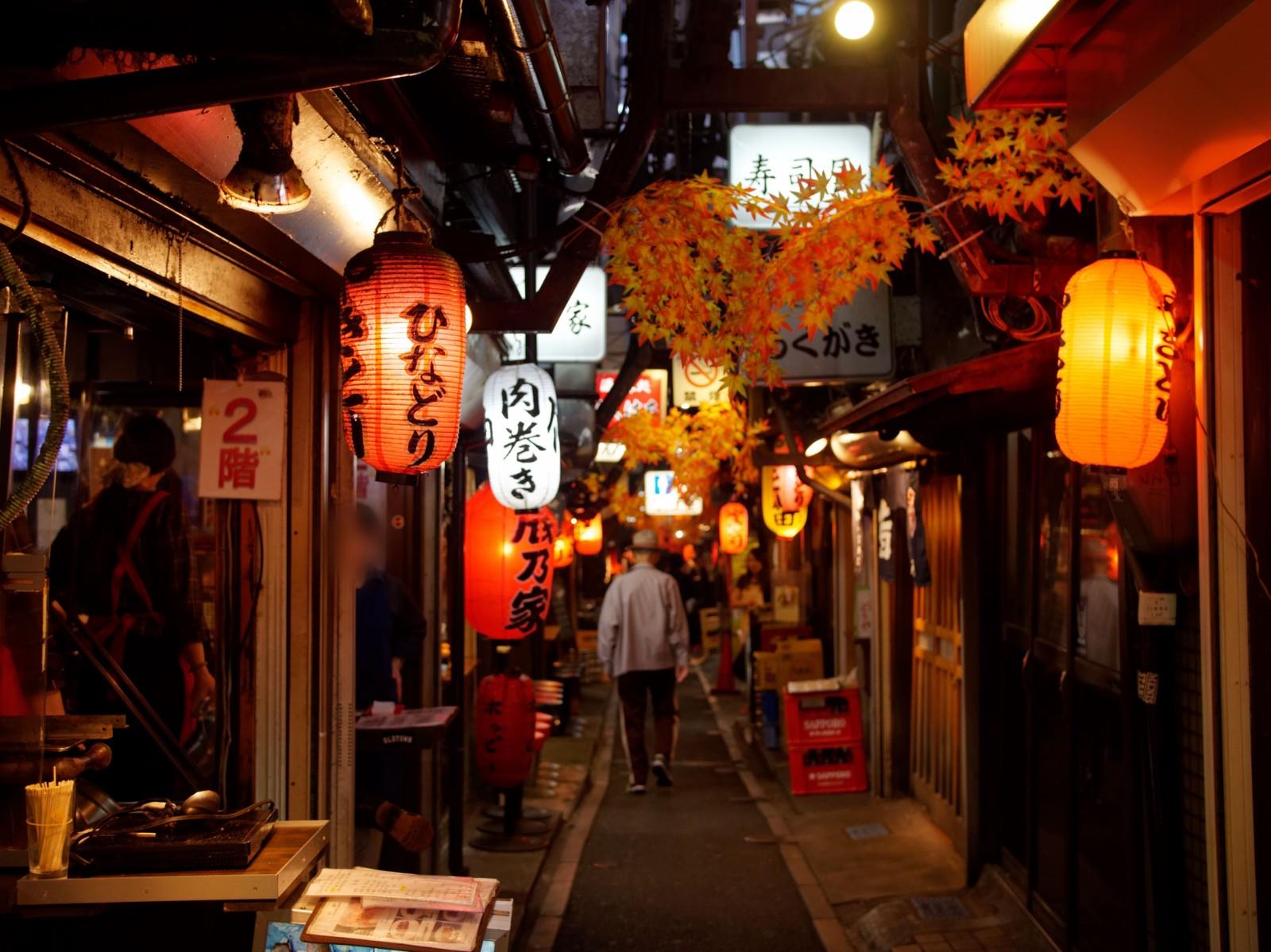 5 Best IZAKAYA Alleys in Tokyo