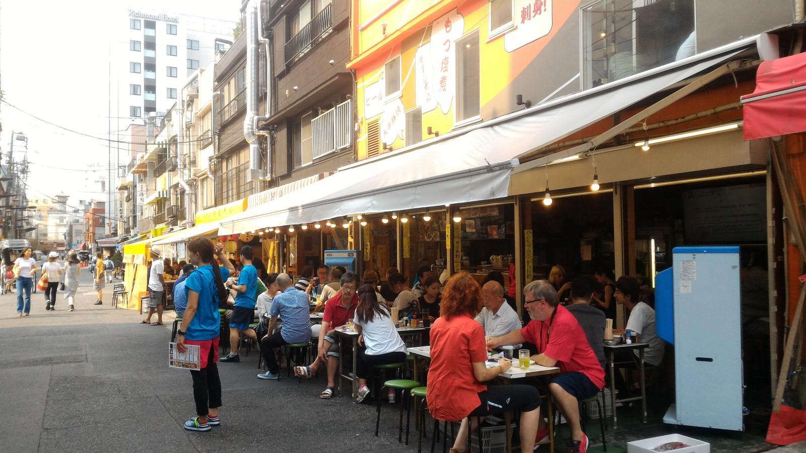 5 Best IZAKAYA Alleys in Tokyo - Japan Web Magazine