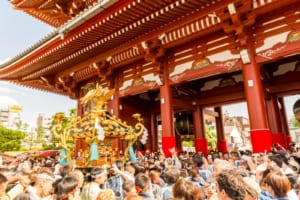 Japan's 3 Biggest Festivals in May