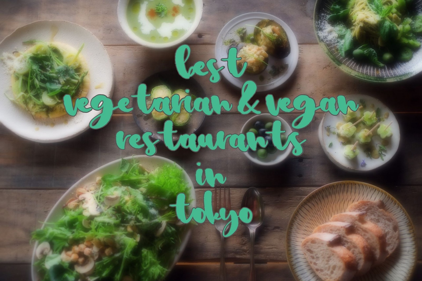 Top 10 Vegetarian and Vegan Restaurants in Tokyo