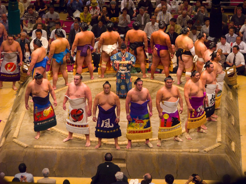 Sumo Wrestling: Things to Know
