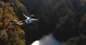3 Best Bungee Jump Spots near Tokyo!!
