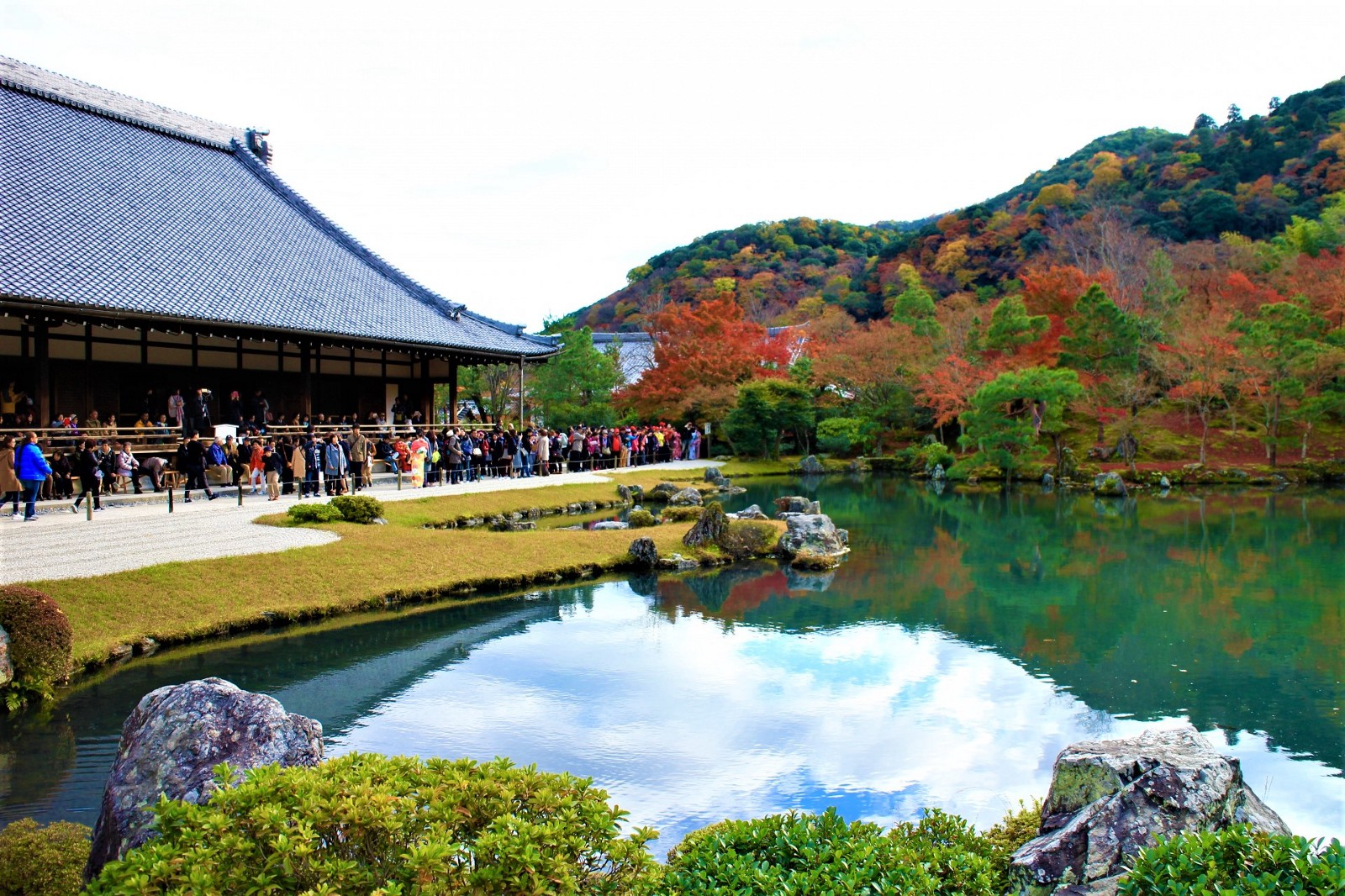 Arashiyama Tenryuji Temple: Kyoto's Yet Another UNESCO World Heritage Site