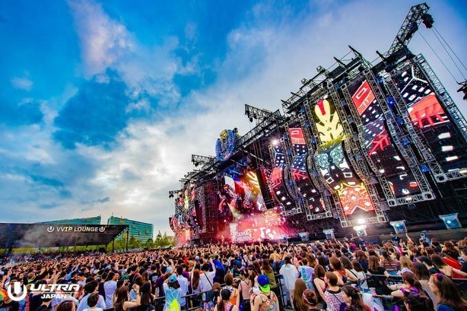 ULTRA JAPAN 2019: Japan's Biggest EDM Festival