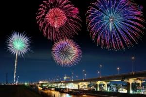 Best Fireworks in Tokyo Summer