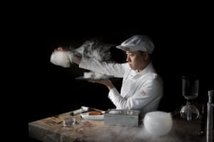 TAPAS MOLECULAR BAR: the Michelin-Starred Molecular Gastronomy in Tokyo