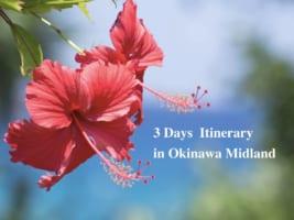 OKINAWA Itinerary for 3 Days