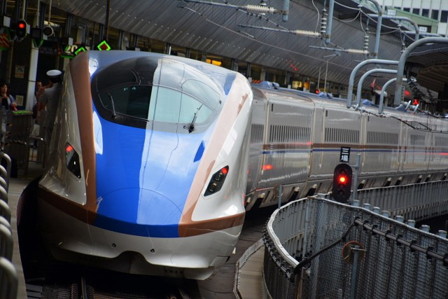 Japan Transportation Guide: Shinkansen and Express Trains