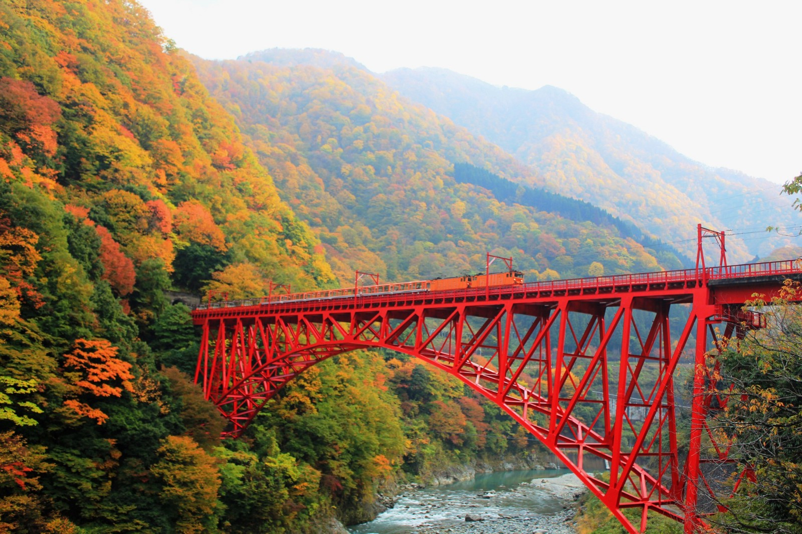 Best Autumn Leaves Spots in Japan
