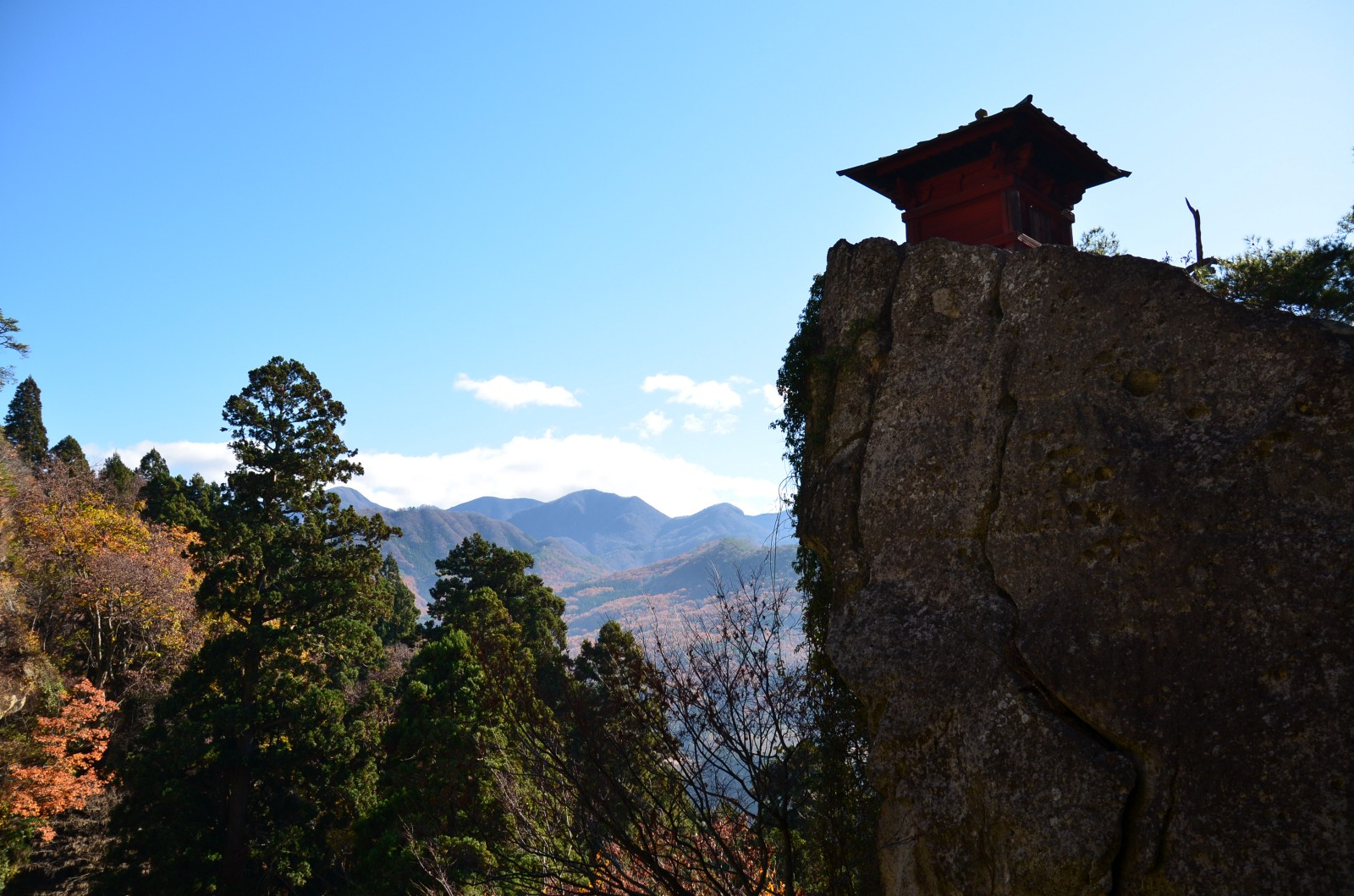 The scenic temple on the cliff: Yamadera in Yamagata