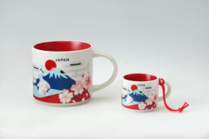 """Starbucks Japan """"You Are Here Collection"""""""