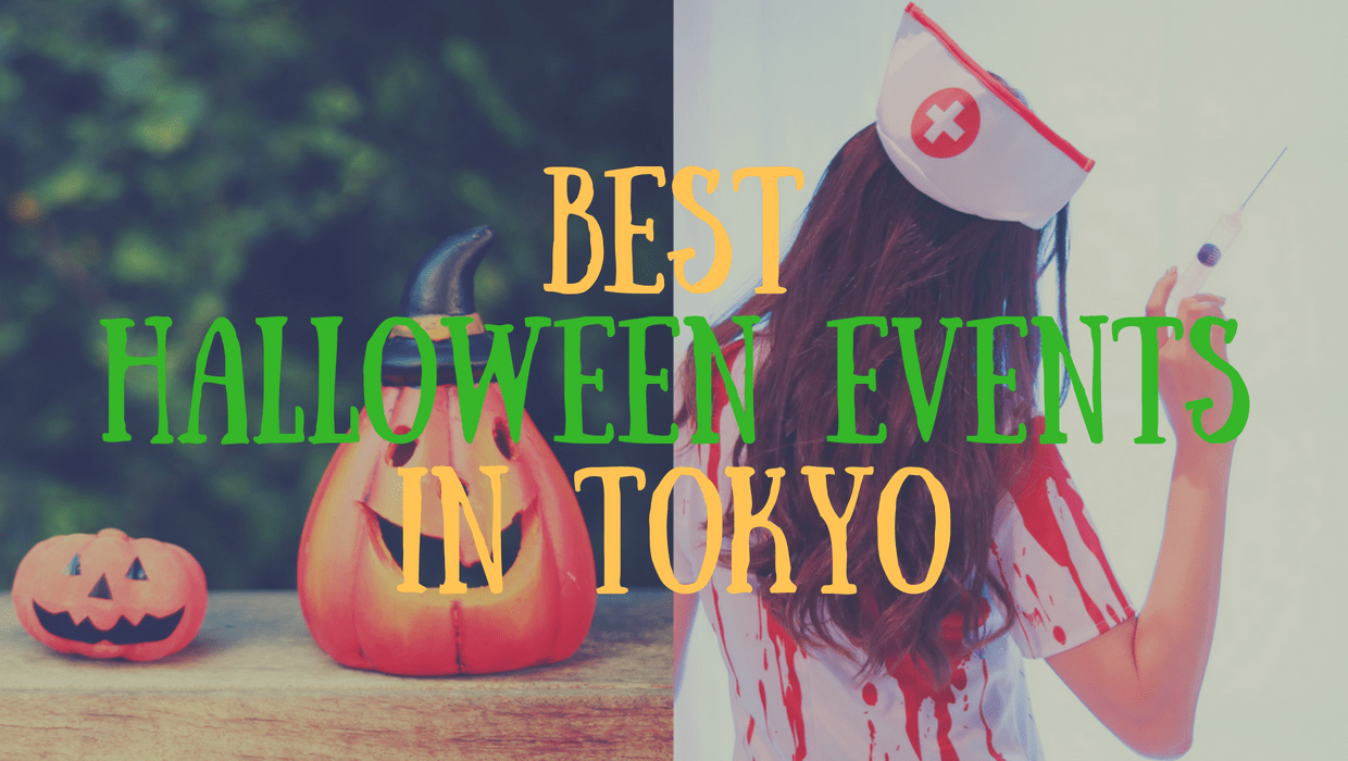 Best Spots to Spend Halloween in Tokyo