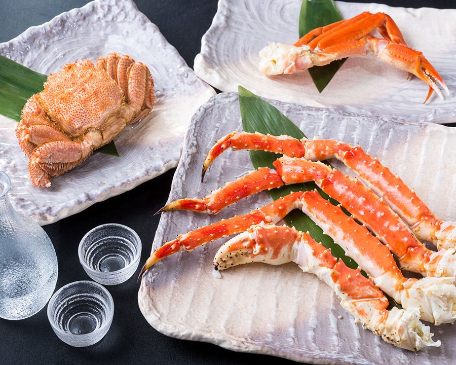 CRAB All You Can Eat in Tokyo 2019!! - Japan Web Magazine